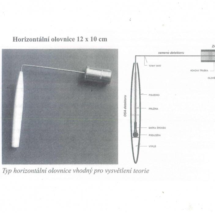 Detektor prostorových anomálií
