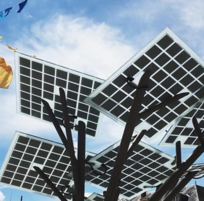 Solární strom